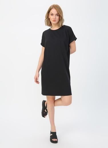 Fabrika Comfort Elbise Siyah